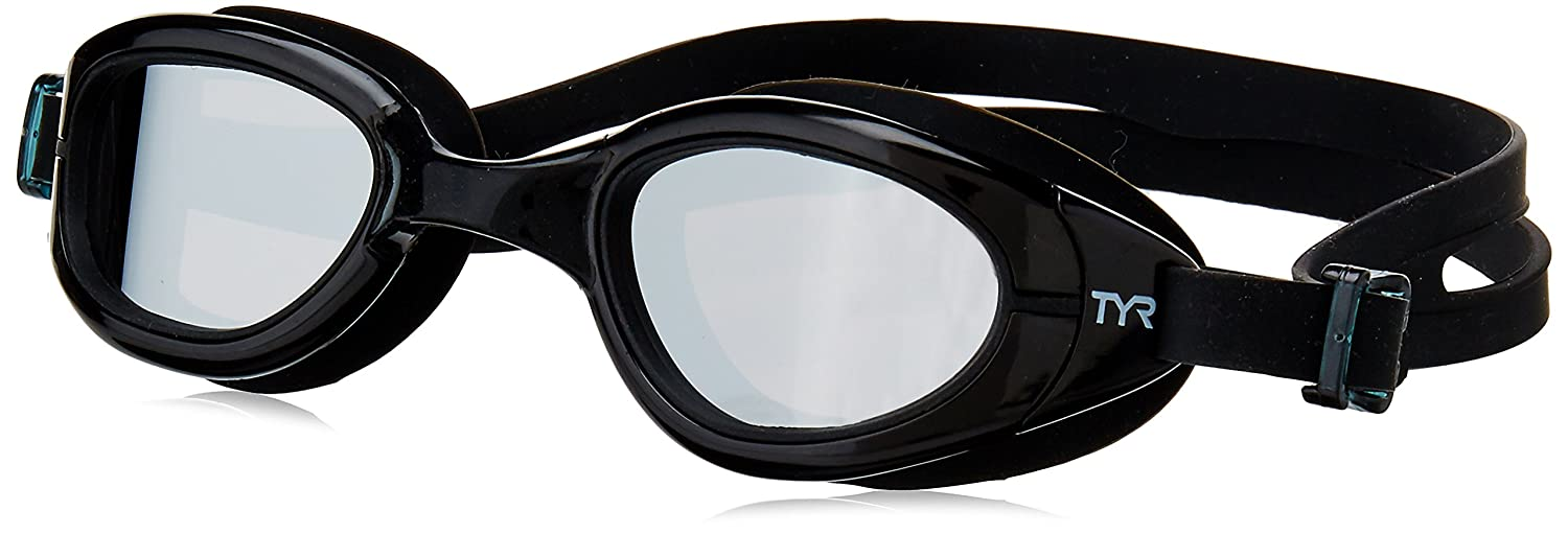 TYR Small Fit Special Ops Polarized Goggles (Black) LGSPS LGSPS_001-U