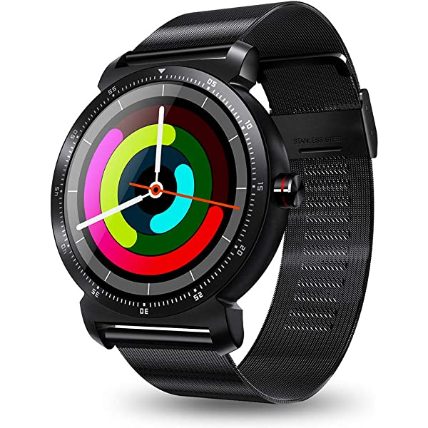 MyKronoz ZeTime Premium Reloj Inteligente híbrido 39mm con ...