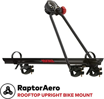 Yakima Raptor Aero Roof Rack Upright Bike Carrier