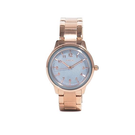 Parfois - Relojes Relojes Metal Dorado - Mujeres - Tallas M - Dorado
