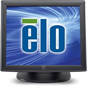 Elo Intellitouch E719160 17-Inch Screen LCD Monitor,Dark Gray