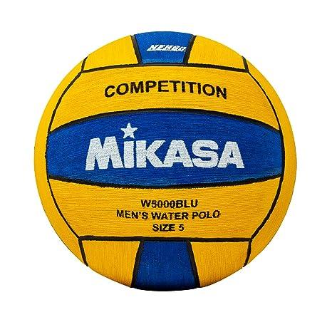 Mikasa W5000BLU - Pelota para Juegos de competición, Color Azul y ...