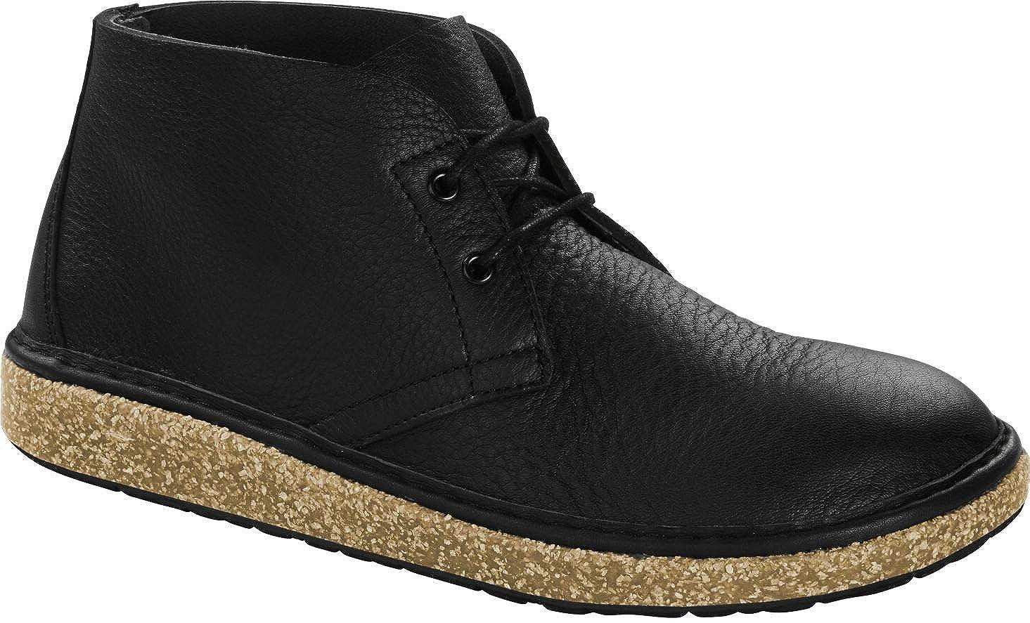 BIRKENSTOCK Milton NL Black: : Schuhe & Handtaschen