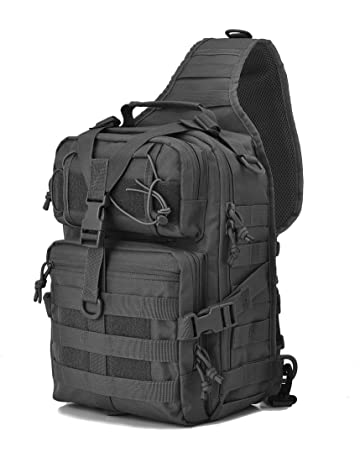 Gowara Gear Tactical Sling Bag Pack Military Rover Shoulder Sling Backpack  EDC Molle Assault Range Bags 8a0ed5dfaca5f