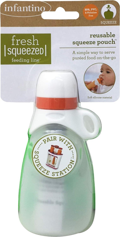 Cantimplora reutilizable Infantino 005027