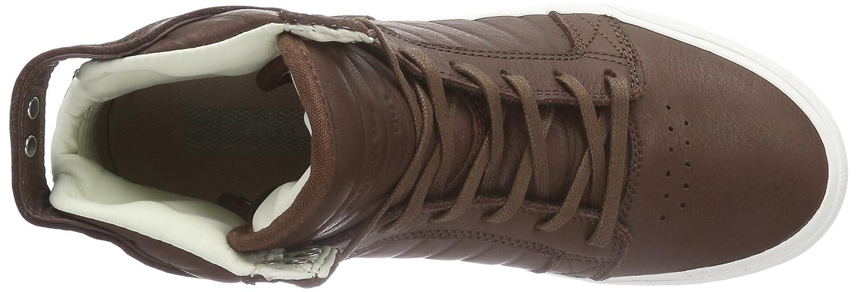 Supra SKYTOP Hohe HF Unisex-Erwachsene Hohe SKYTOP Sneakers Braun (Chocolate - Off Weiß Cho) 8644ce