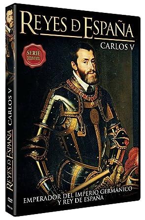 Reyes de España. Carlos V [DVD]: Amazon.es: Cine y Series TV