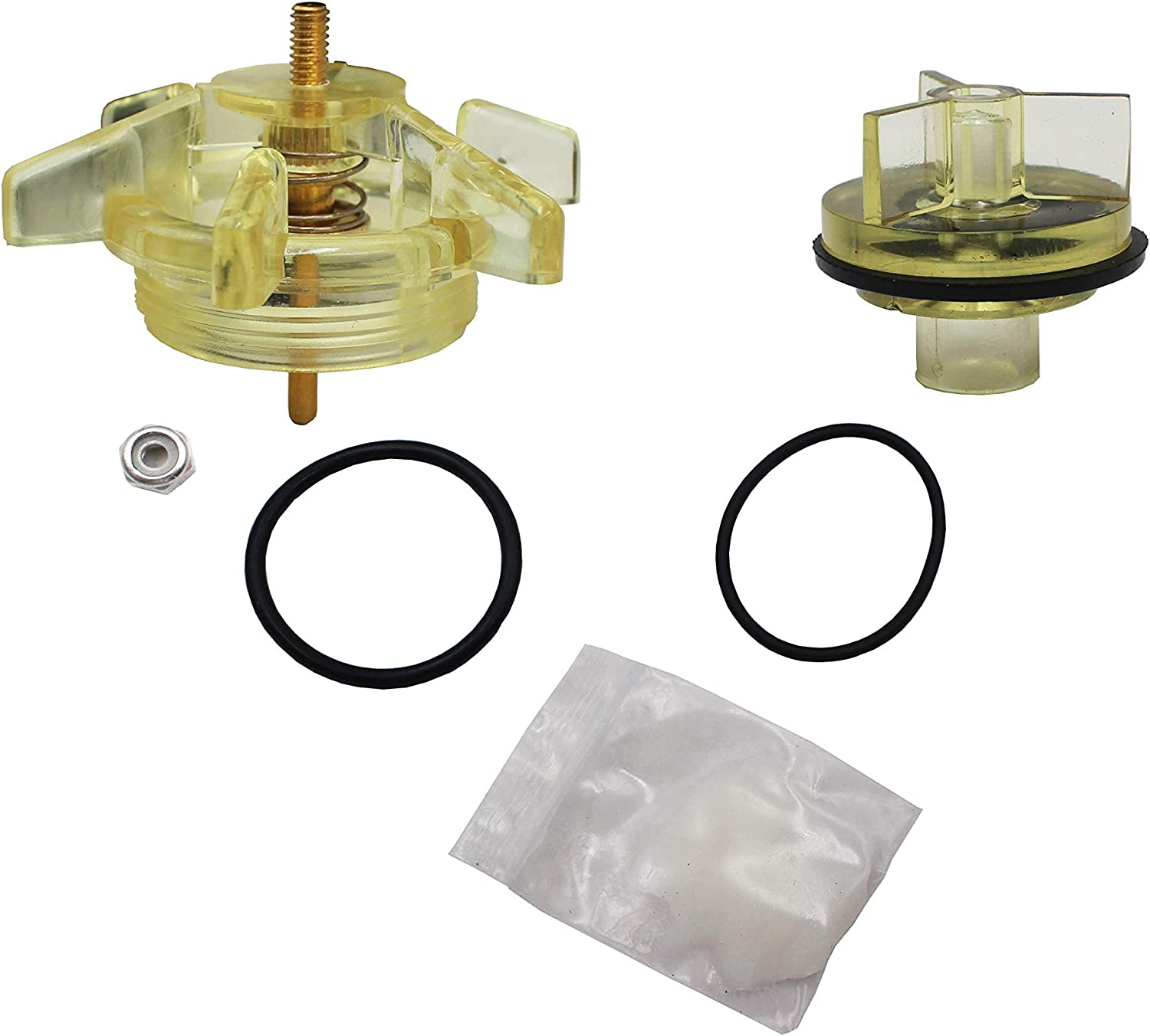 905-211 Bonnet repair kit Replace For Febco Fit For # 765 1//2 /& 3//4 Vacuum Breakers /& Backflow