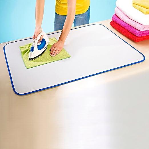 Bügelbrett Tischauflage.Wenko Bügel Tischauflage Auflage Für Tische Zum Bügeln Ohne