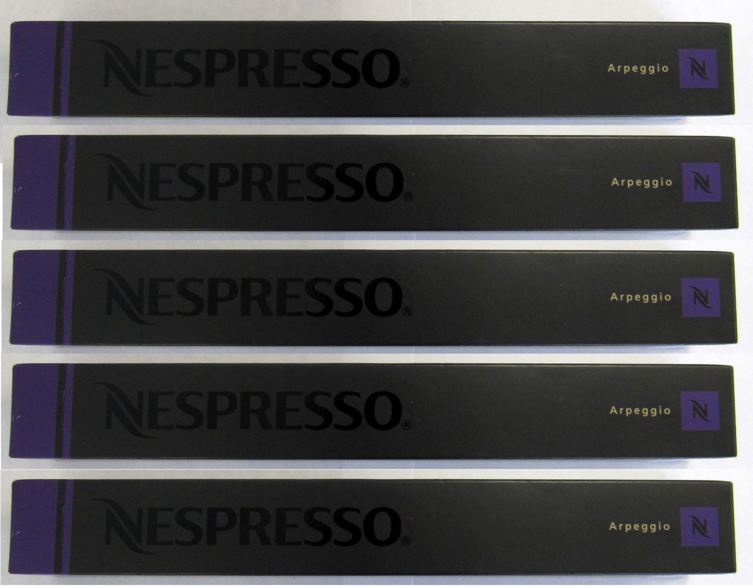 OriginalLine Nespresso: Arpeggio, 50 Count - NOT compatible with Vertuoline