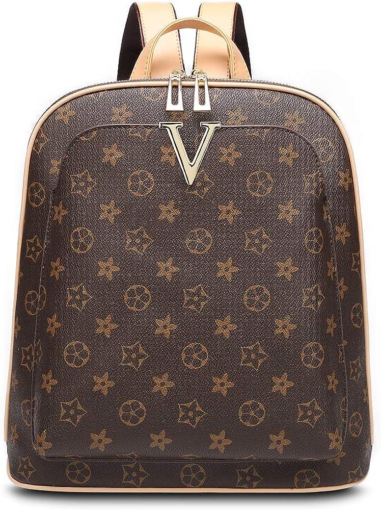 Gerosse Leather Backpack...