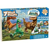 The Good Dinosaur Wood Puzzle 7 Pack by Cardinal