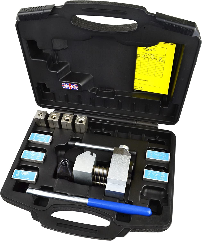 "Brake Pipe Flaring Tool Professional In-situ 3//16/"" SAE Hand Held FL29"