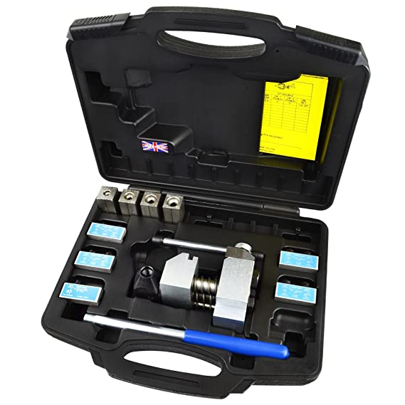 Brake Pipe Flaring Tool Professional in-situ 4.75mm DIN Hand Held FL27