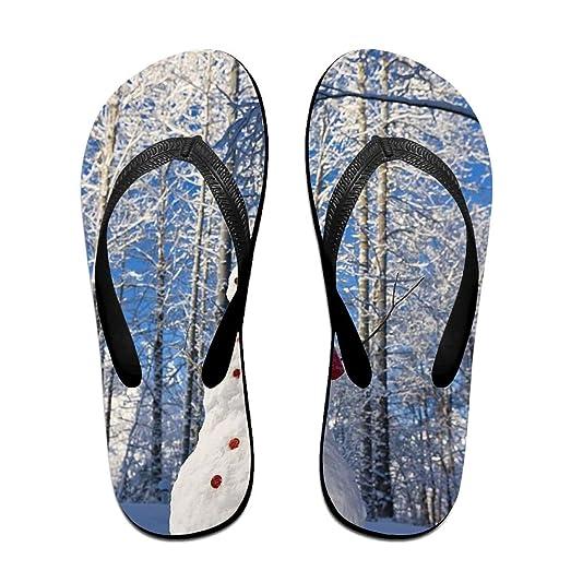Unisex Non-slip Flip Flops VB Cool Beach Slippers Sandal