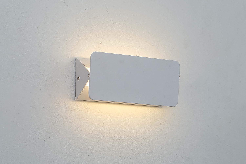 Unimall l applique style triangle led w lampe moderne décoration
