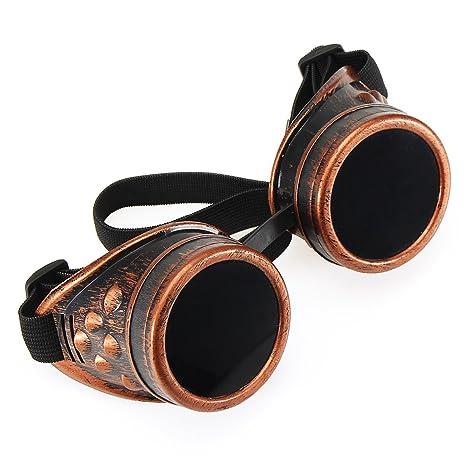 TENGGO Color Eclipse Solar Gafas Gafas Electric Soldadura Gafas De Sol A Prueba De Viento Montar