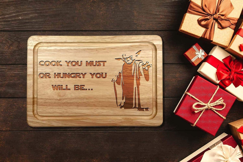 Yoda idea regalo tagliereCook You Must