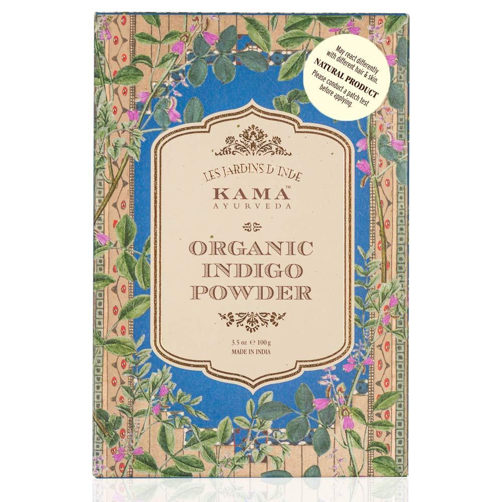 Kama Ayurveda Organic Indigo Powder, 100gm
