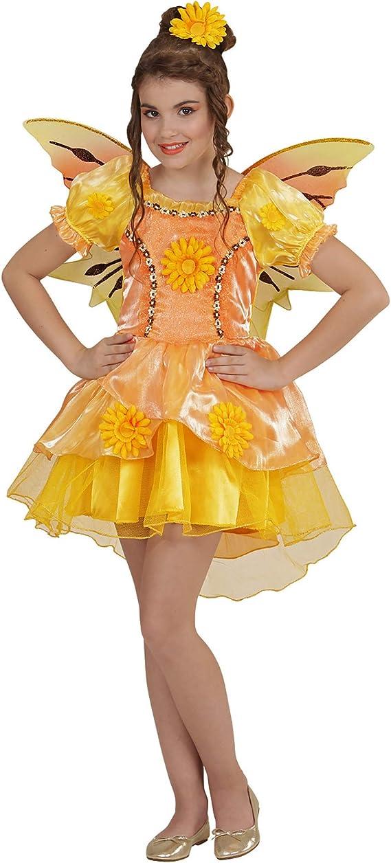WIDMANN 49078 ? Disfraz para niños Verano Hada, vestido y alas ...