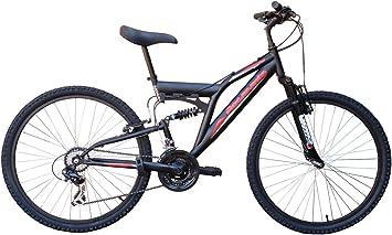 Bicicleta de montaña doble suspension rocasanto MOAB AL ,ruedas 26 ...