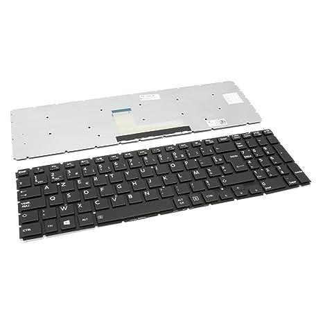 Teclado francés FR para ordenador portátil Toshiba Satellite l70-c-142 l70-c