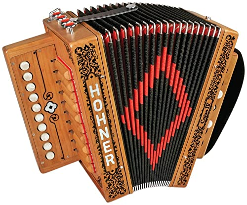 Hohner CAJUNIV 10-Key Accordion