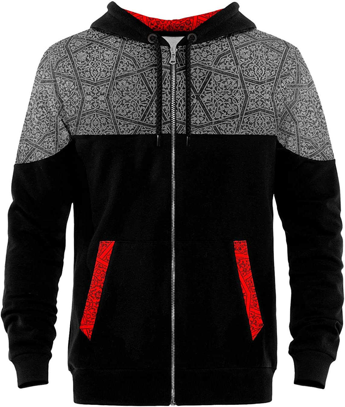 Blowhammer - Sudaderas con Capucha Hombre - Labyrinth SWH