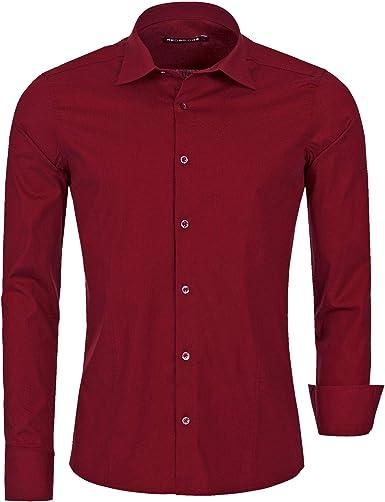 Redbridge Camisa para Hombre: Amazon.es: Ropa y accesorios