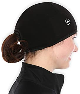 ec232e57f308a7 Tough Headwear Helmet Liner Skull Cap Beanie with Ear Covers - Ultimate  Thermal Retention and Performance