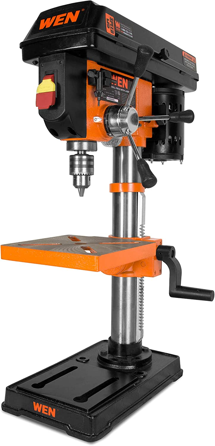 Best Woodworking Drill Press: WEN 4210 - another great tool from WEN