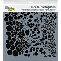 """Crafter's Workshop Template 12""""X12""""-Cell Theory"""