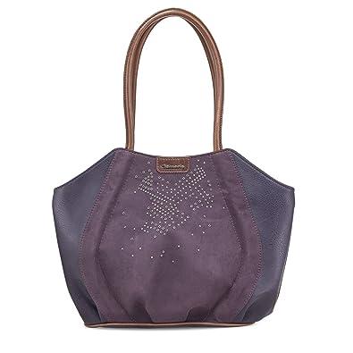 Tamaris ELLE Handtasche, Shopper, Metall Applikationen, 5