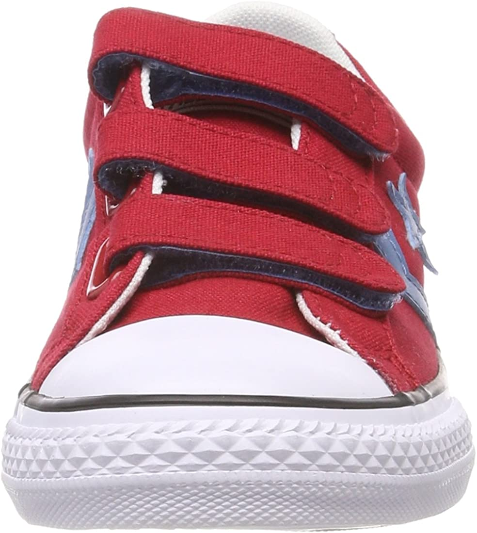Converse Youth Star Player 3V Ox Canvas Trainers