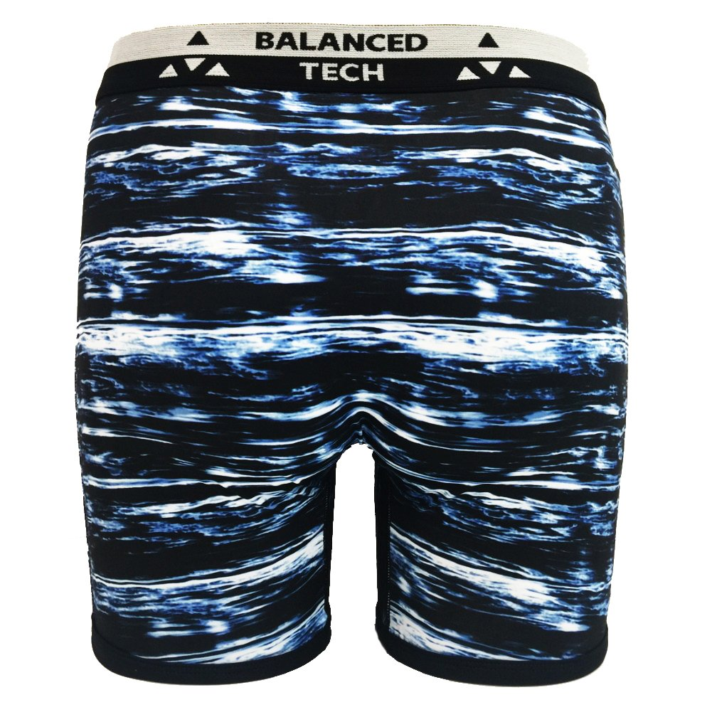 dd683b96961f Balance Tech Comfortable Soft Unique Underwear, Blue, Medium at Amazon Men's  Clothing store: