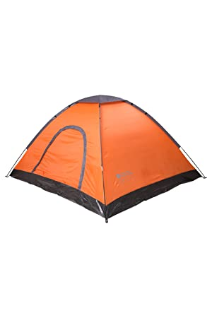 Mountain Warehouse Festival Fun 4 Man Tent - Waterproof Sleeping Tent Easy Pitch Single  sc 1 st  Amazon UK & Mountain Warehouse Festival Fun 4 Man Tent - Waterproof Sleeping ...