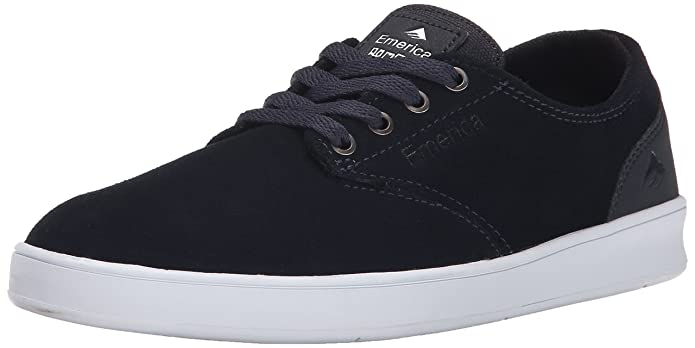 Emerica Laced Herren Sneakers Skateboardschuhe by Leo Romero Navy Blue (Blau)