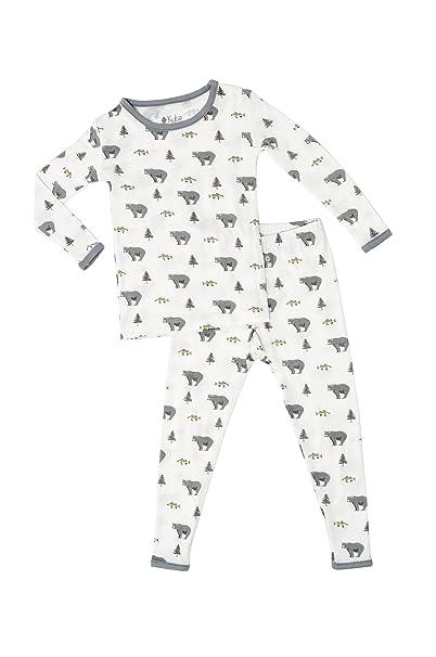 Amazon.com: KYTE - Pijama para bebé de bambú orgánico suave ...
