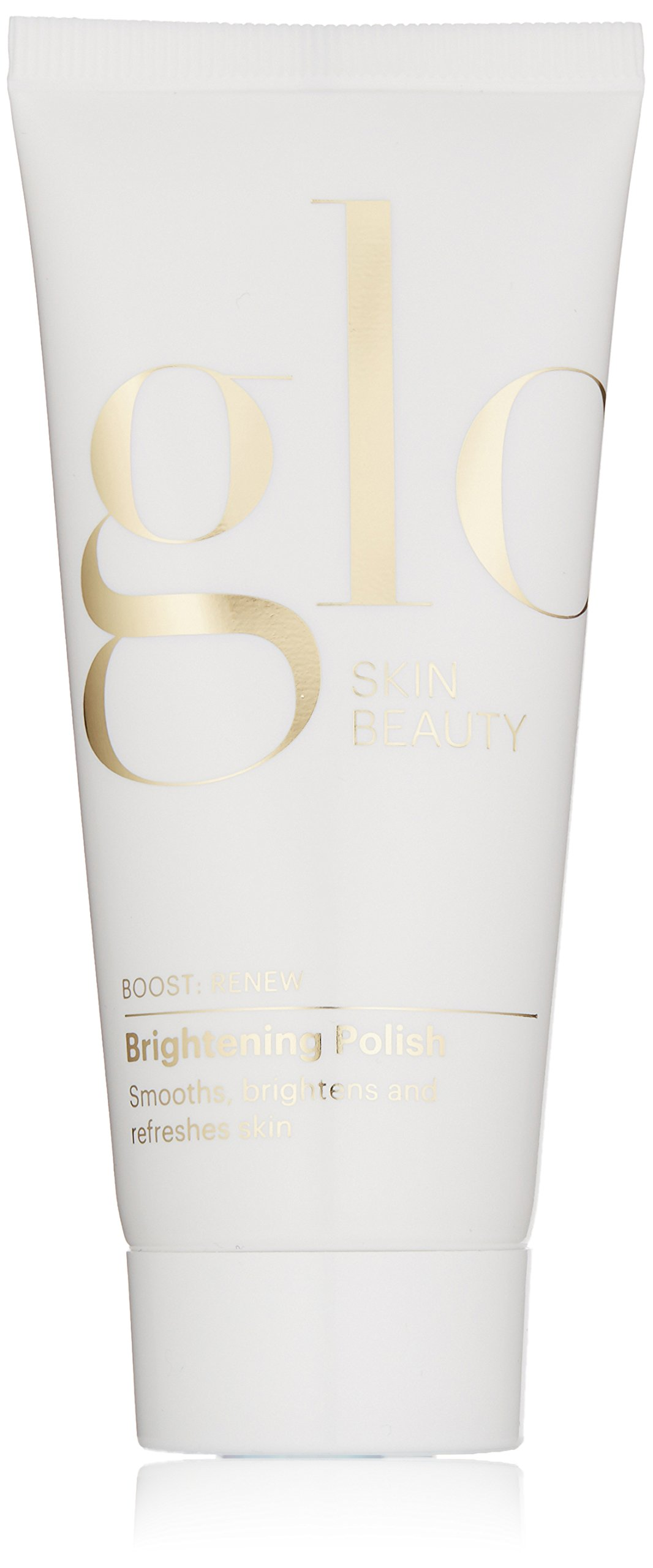 Glo Skin Beauty Brightening Polish | Exfoliating Face Scrub | Targets Dark Spots | Environmentally-Friendly
