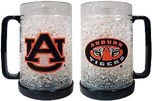 Duck House Auburn Tigers Crystal Freezer Mug