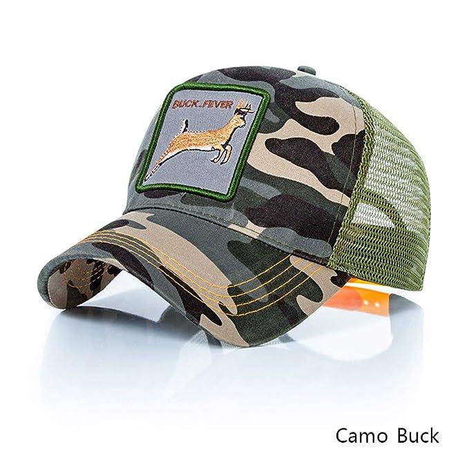MINI CUTE - Gorra de béisbol - para Hombre Deer Camo Taille Unique: Amazon.es: Ropa y accesorios