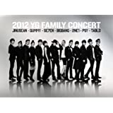 2012 YG Family Concert in Japan (3DVD) (初回生産限定盤)