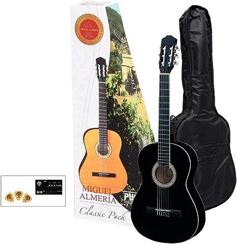 Guitarra de concierto GEWApure 4/4 unidades de Almería clásico ...