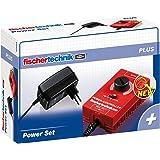 fischertechnik 505283 Noir, Rouge adaptateur de puissance & onduleur - adaptateurs de puissance & onduleurs (Noir, Rouge, 225 x 65 x 150 mm)