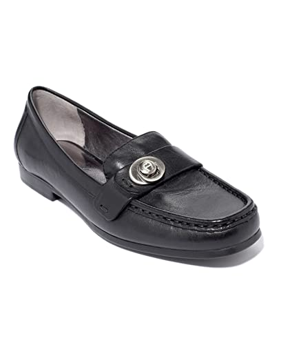 Amazon.com: Etienne Aigner Mujer brinda Mocasines: Shoes