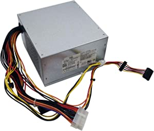 300W L300PM-00 X9GWG Power Supply Unit PSU for Dell Vostro 200 220 230 260 420 Inspiron518 519 530 545 Precision T1500 T1600 T1650 Optiplex 3010 7010 9010 MPCF0 0VWX8 5W52M 57KJR N6H3C 6R89K MiniTower