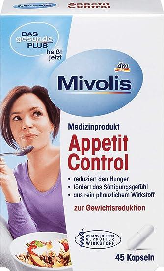 Das Gesunde Plus Appetit Control Kapseln 45st Amazon De Drogerie Körperpflege