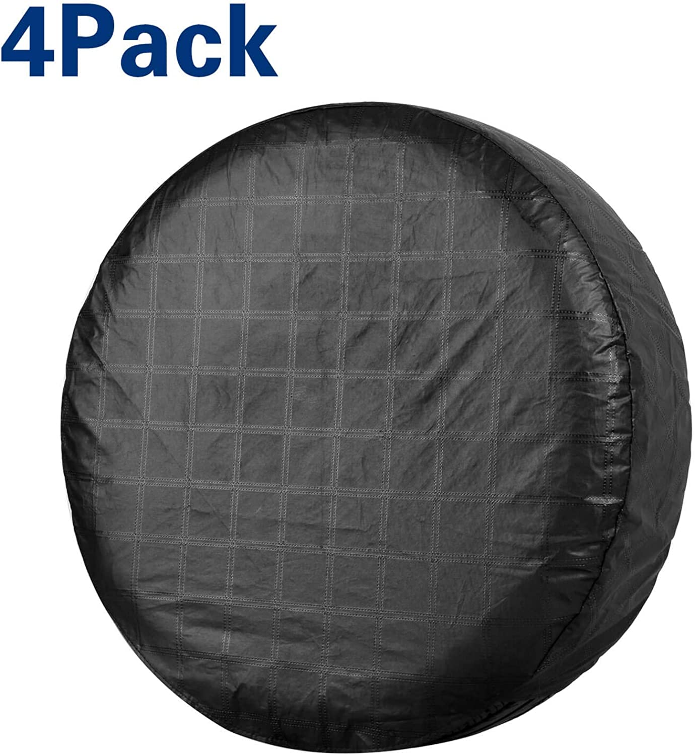 Filican Making Memories One Campsite at A Time Spare Tire Cover Universal Waterproof Wheel Covers for Trailer RV Car Truck