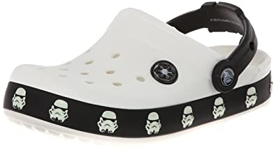 crocs Jungen Crocband Star Wars Stormtrooper Kids Clogs