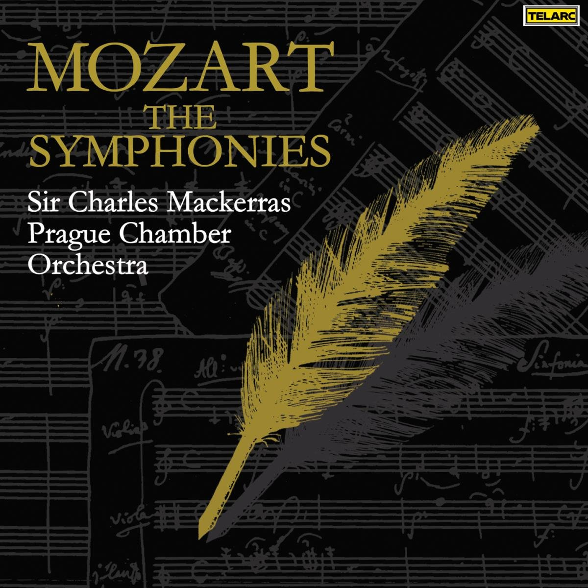 Mozart: The Symphonies [10 CD Box Set] by Telarc Distribution